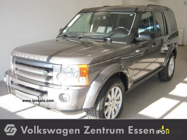 2008 Land Rover  Discovery 2.7 HSE TD - Leather, Climate, Navi, Xenon, S Off-road Vehicle/Pickup Truck Used vehicle photo