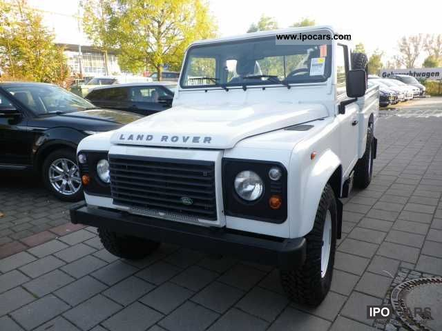 2012 Land Rover  Defender 110 Pick UP - S - Regensburg Off-road Vehicle/Pickup Truck Used vehicle photo