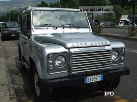2009 Land Rover  Defender90 a 2009 2402cc diesel, 38 351 km ZA859TF Off-road Vehicle/Pickup Truck Used vehicle photo