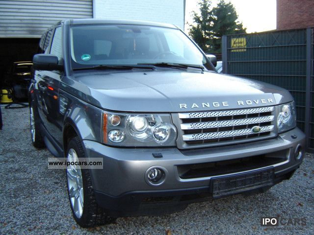 2009 Land Rover  Range Rover Sport TDV8 HSE Off-road Vehicle/Pickup Truck Used vehicle photo