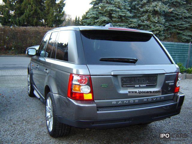 2009 land rover range rover sport tdv8 hse car photo and. Black Bedroom Furniture Sets. Home Design Ideas