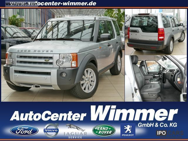 2008 Land Rover  Discovery TDV6 HSE (Navi Xenon leather climate) Off-road Vehicle/Pickup Truck Demonstration Vehicle photo