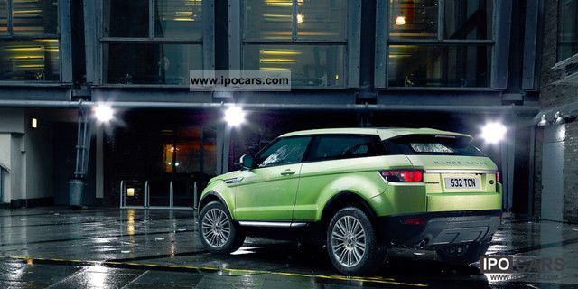 2011 land rover range rover evoque neuf all mod les possibles car photo and specs. Black Bedroom Furniture Sets. Home Design Ideas