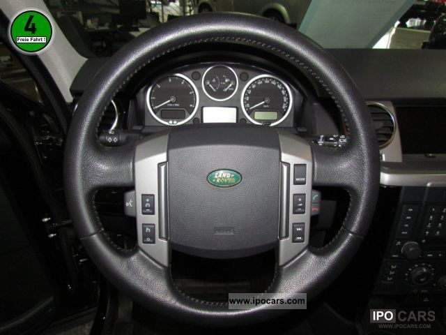 Land Rover Discovery Tdv Hse Seats Navigation Lgw
