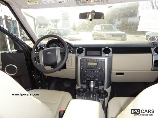 2009 Land Rover Discovery 3 S V6 Automatic Car Photo And Specs