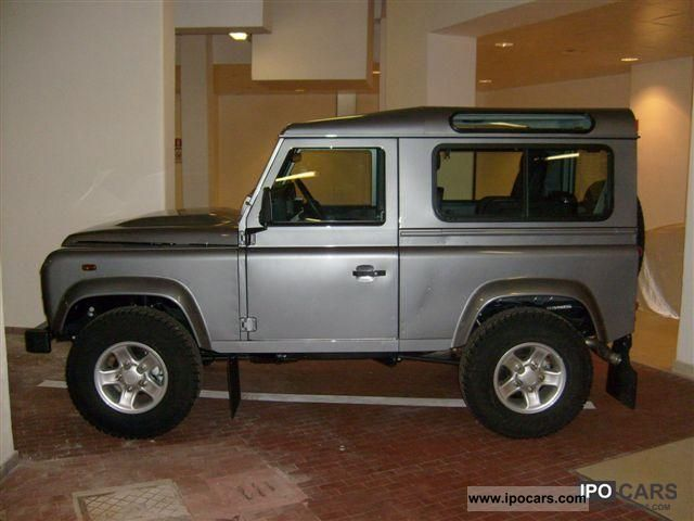 2012 Land Rover  DEFENDER 90 2.2 TD4 S Other Used vehicle photo