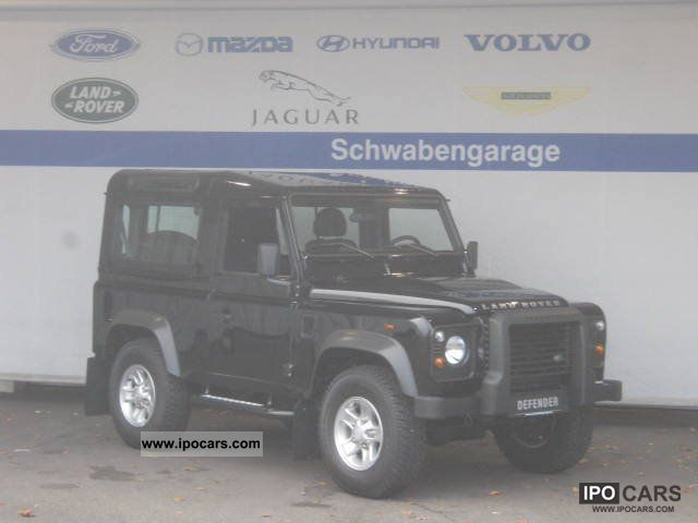 2010 Land Rover  Defender 90 Station Wagon S Off-road Vehicle/Pickup Truck Used vehicle photo