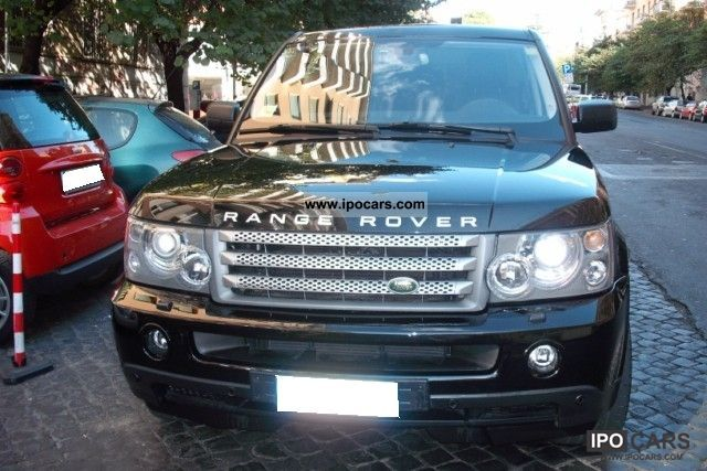 2009 Land Rover  3.6 TDV8 HSE Auto R.R.Sport Off-road Vehicle/Pickup Truck Used vehicle photo