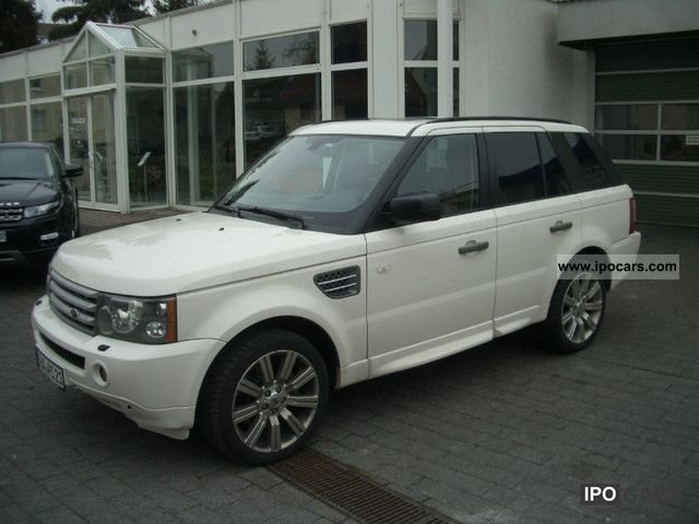 2009 Land Rover  Range Rover Sport Supercharged Off-road Vehicle/Pickup Truck Used vehicle photo