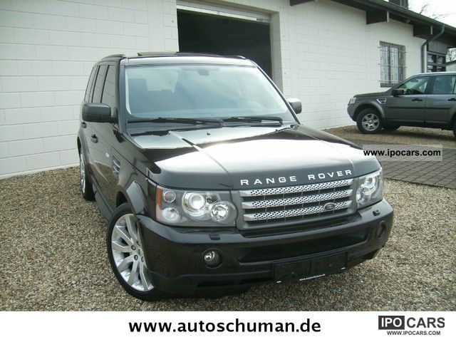 2009 Land Rover  Range Rover Sport TDV6 HSE full Off-road Vehicle/Pickup Truck Used vehicle photo
