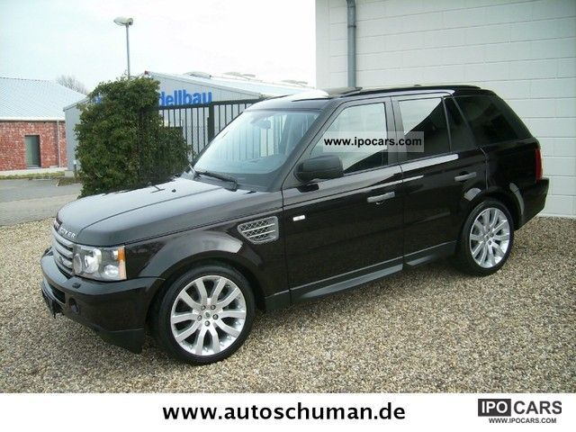2009 land rover range rover sport tdv6 hse full car photo and specs. Black Bedroom Furniture Sets. Home Design Ideas