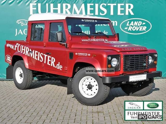 2012 Land Rover  Defender Td4 S 110 CC Off-road Vehicle/Pickup Truck Demonstration Vehicle photo