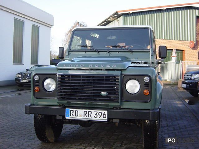 2012 Land Rover Defender 110 Station Wagon * S * Mod.12 ...