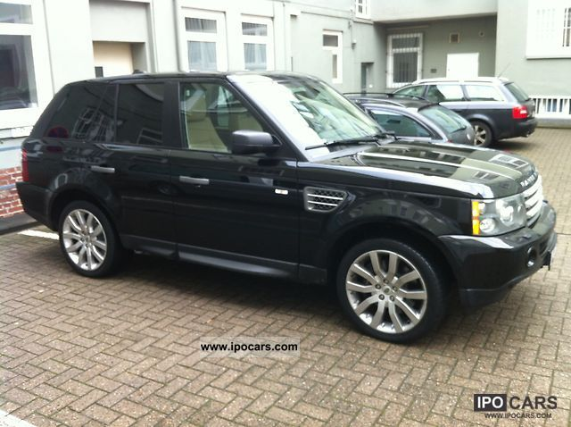 2008 land rover sport tdv8 range edit 60years is still under warranty car photo and specs. Black Bedroom Furniture Sets. Home Design Ideas
