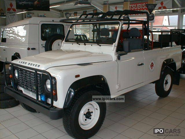 2009 Land Rover  Defender for underground use Off-road Vehicle/Pickup Truck Demonstration Vehicle photo