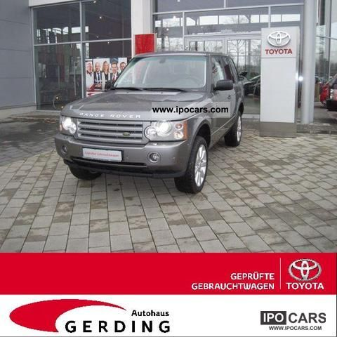 2009 Land Rover  Range Rover TDV8 HSE Xenon, Leather, Navigation, TV Off-road Vehicle/Pickup Truck Used vehicle photo