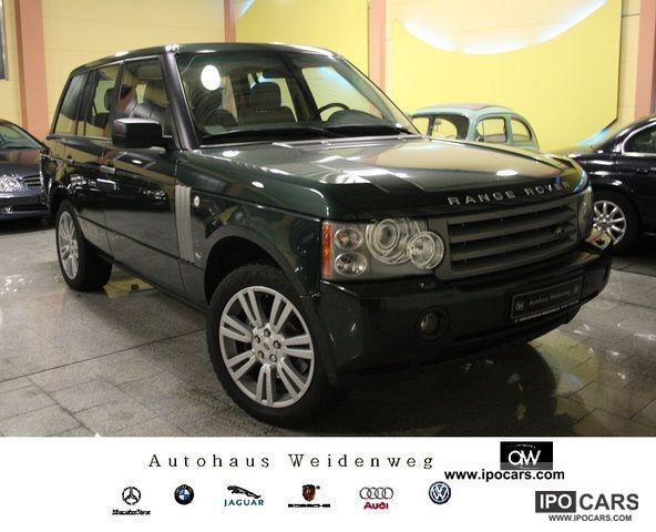 2009 Land Rover  Range Rover TDV8 Vogue Off-road Vehicle/Pickup Truck Used vehicle photo