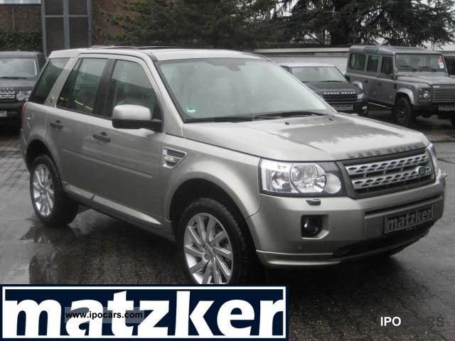 2010 land rover freelander sd4 aut hse car photo and specs. Black Bedroom Furniture Sets. Home Design Ideas