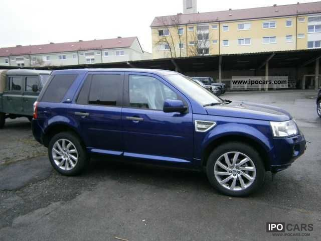 2010 land rover freelander 2 2 hse sd4 car photo and specs. Black Bedroom Furniture Sets. Home Design Ideas