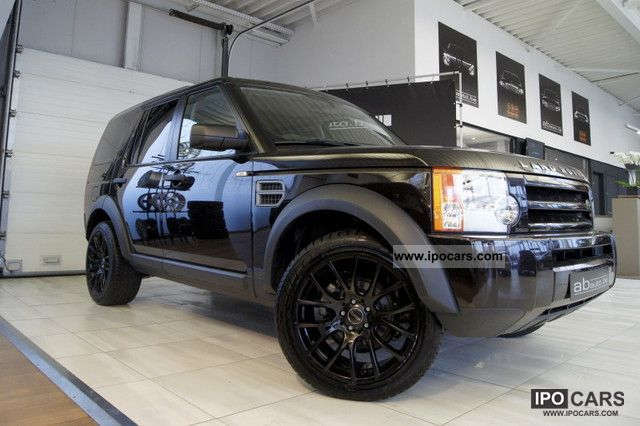 2009 Land Rover  Discovery 2.7 TDV6 ** Option ** Full Vision Vollede Off-road Vehicle/Pickup Truck Used vehicle photo