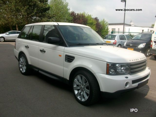 2009 Land Rover  Range Rover Sport TDV6 HSE / 1 HAND Off-road Vehicle/Pickup Truck Used vehicle photo