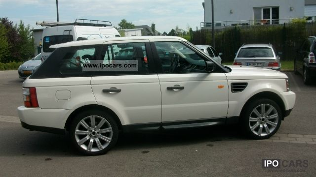 2009 land rover range rover sport tdv6 hse 1 hand car photo and specs. Black Bedroom Furniture Sets. Home Design Ideas