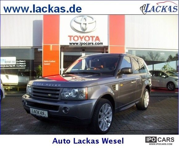 2009 Land Rover  Range Rover Sport TDV6 HSE, xenon lights, navigation ... Off-road Vehicle/Pickup Truck Used vehicle photo