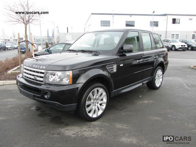 2009 Land Rover  Range Rover Sport TDV8 Off-road Vehicle/Pickup Truck Used vehicle photo