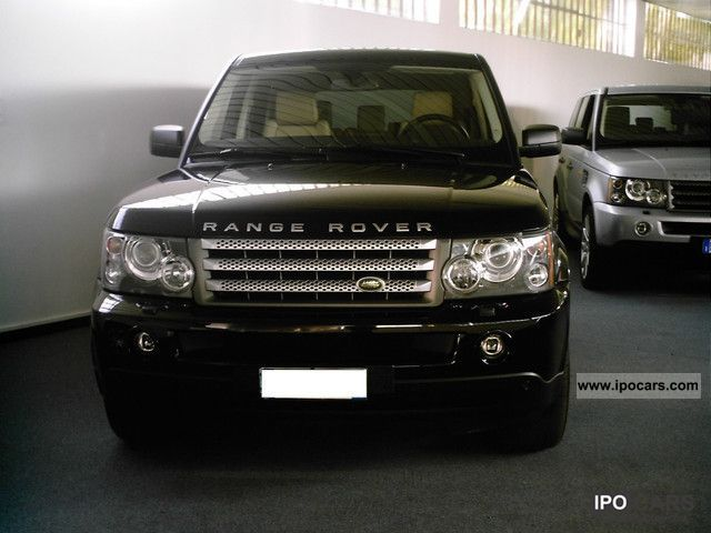 2008 Land Rover  3.6 TDV8 HSE Auto R.R.Sport Off-road Vehicle/Pickup Truck Used vehicle photo