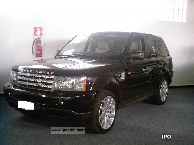 2008 land rover 3 6 tdv8 hse auto r r sport car photo. Black Bedroom Furniture Sets. Home Design Ideas