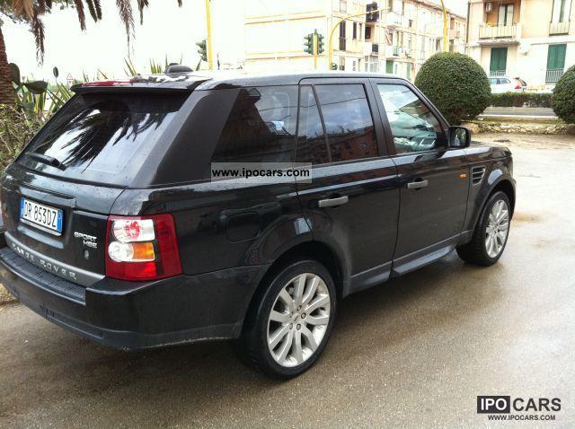 2008 land rover 2 7 tdv6 hse auto r r sport car photo. Black Bedroom Furniture Sets. Home Design Ideas