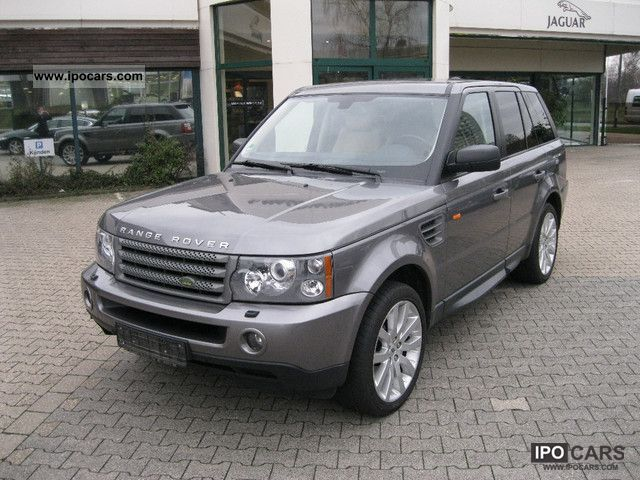 2009 Land Rover  Range Rover Sport TDV6 HSE Off-road Vehicle/Pickup Truck Used vehicle photo