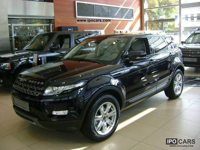 2011 Land Rover  Evoque 2.2 TD4 5d PURE MY12 Off-road Vehicle/Pickup Truck New vehicle photo