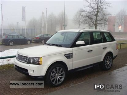 2010 Land Rover  3.6 TDV8 HSE Auto M.Y.11 Off-road Vehicle/Pickup Truck Used vehicle photo