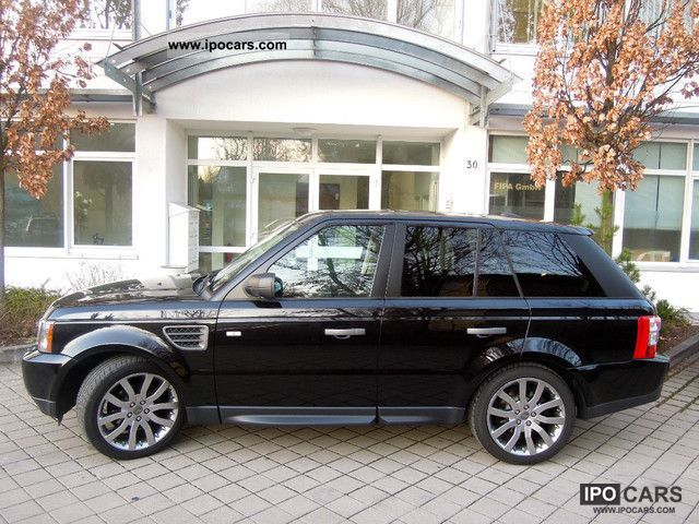2009 Land Rover Range Rover Sport Tdv6 Limited Edition