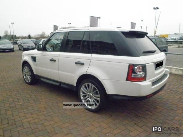 2010 land rover range rover sport 3 0 tdv6 hse car photo and specs. Black Bedroom Furniture Sets. Home Design Ideas