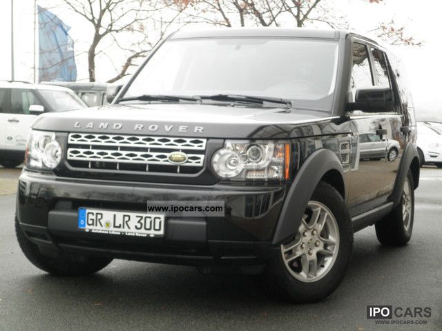 2010 Land Rover  Discovery4 TDV6 Auto + Luftfed. +7 Seater Off-road Vehicle/Pickup Truck Used vehicle photo
