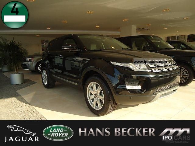 2011 Land Rover  2.2 TD4 Evoque Pure Off-road Vehicle/Pickup Truck New vehicle photo