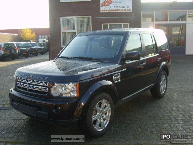 2010 land rover discovery se 7 seater 3 0 sdv6 car photo. Black Bedroom Furniture Sets. Home Design Ideas
