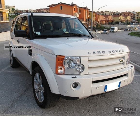 2008 Land Rover Land Rover Discovery 3 Full Full