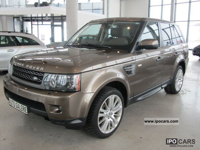 2010 Land Rover  Range Rover Sport TDV6 HSE rear view camera Off-road Vehicle/Pickup Truck Used vehicle photo