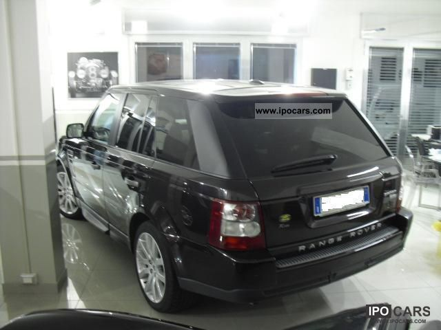 2010 Land Rover  3.6 TDV8 HSE R.R.Sport NERO MARRONE BOURNIVILLE Off-road Vehicle/Pickup Truck Used vehicle photo