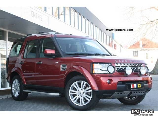 2010 Land Rover  Discovery TDV6 HSE 7 4 3.0 pers. Off-road Vehicle/Pickup Truck Used vehicle photo