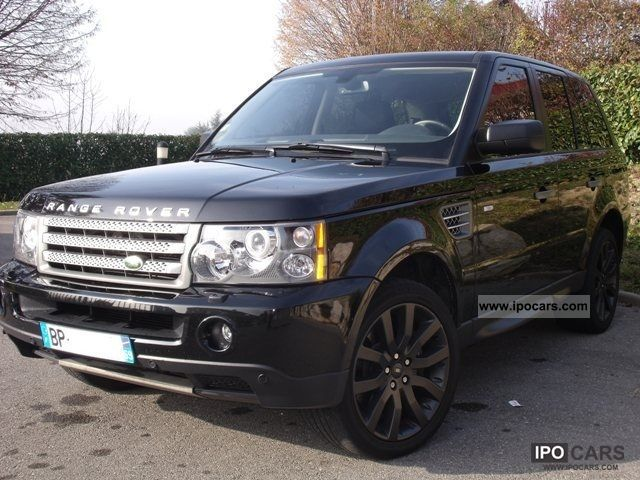 2009 Land Rover  3.6 TDV8 HSE 272 BVA Off-road Vehicle/Pickup Truck Used vehicle photo