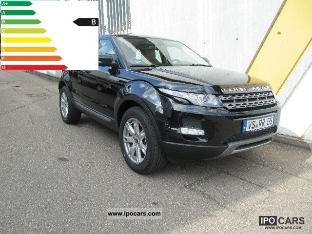 2011 Land Rover  Evoque TD4 5-T Limousine Used vehicle photo