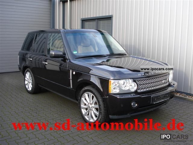 2009 Land Rover  Range Rover TDV8 Limited Edition Bournville Off-road Vehicle/Pickup Truck Used vehicle photo