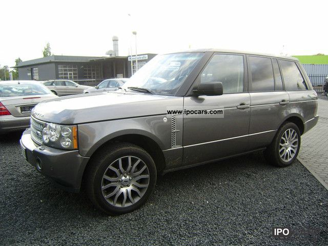 2009 Land Rover  Range Rover TDV8 Autobiography heater Off-road Vehicle/Pickup Truck Used vehicle photo