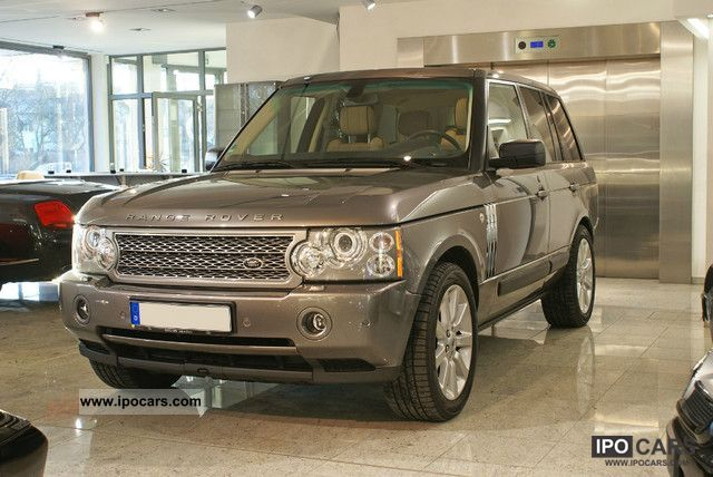 2009 Land Rover  RANGE ROVER SUPERCHARGED V8 | 1 HAND | GUARANTEE Off-road Vehicle/Pickup Truck Used vehicle photo