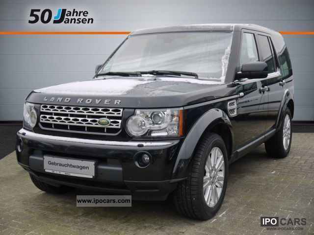 2010 Land Rover  Discovery TDV6 HSE Auto Off-road Vehicle/Pickup Truck Used vehicle photo
