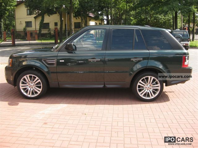 2010 land rover range rover sport tdv6 hse car photo and. Black Bedroom Furniture Sets. Home Design Ideas